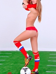 , Soccer underwriter Abby..