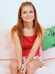 , Ravishing young lady..