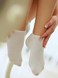 , A foot massage always..