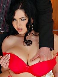 , Breasty hotty Shione..
